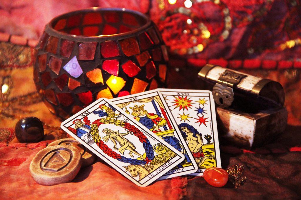 quest ce que le tarot divinatoire