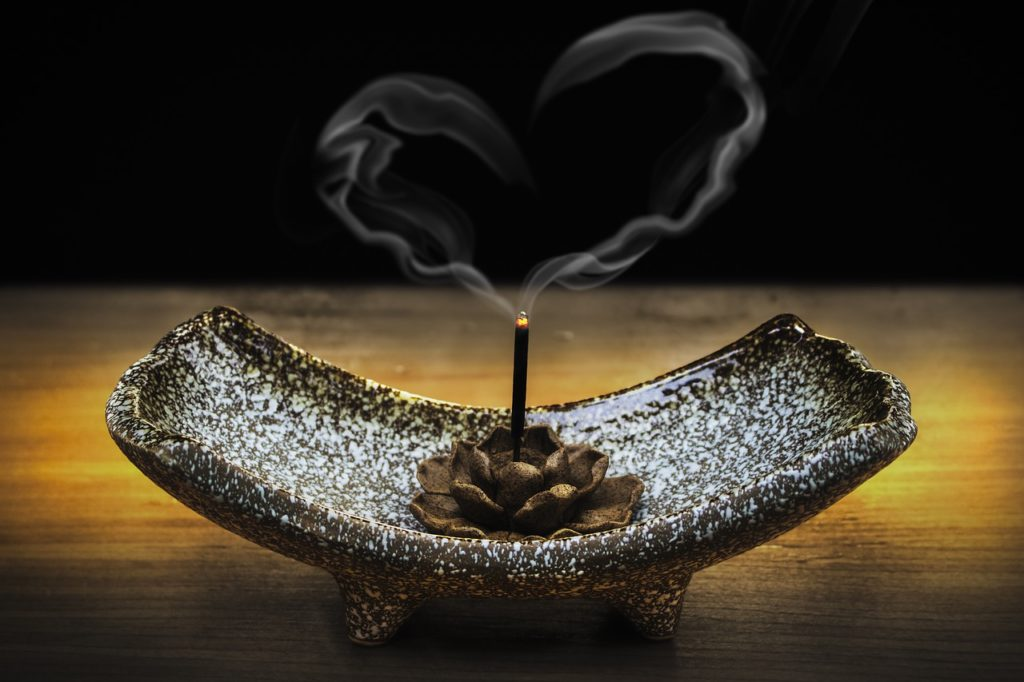 encens pour purifier